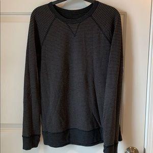Lululemon lightweight sweatshirt